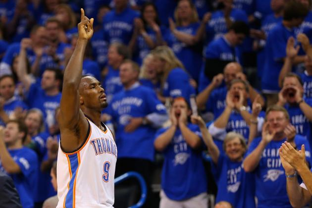 NBA Playoffs 2014: Updated Odds and Predictions for Spurs vs. Thunder Game 4