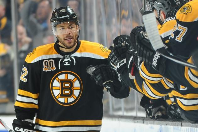 Are The Boston Bruins And Jarome Iginla Still A Good Fit For Each Other?