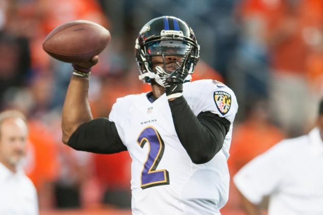 Will the Ravens Carry One Backup QB or Two?
