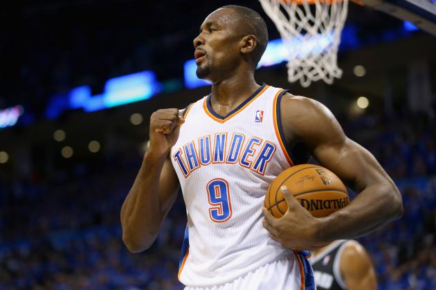 NBA Playoff Schedule 2014: TV Info and Championship Odds for Spurs vs. Thunder
