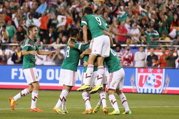 Mexico vs. Israel: Date, Time, Live Stream, TV Info and Preview