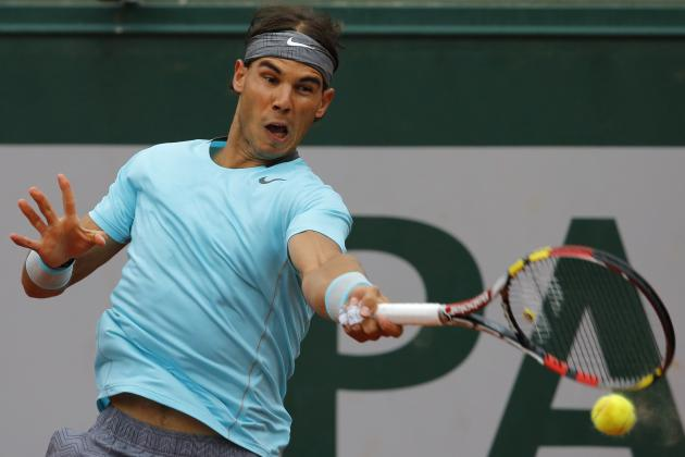 2014 French Open Results: Scores and Analysis from Monday's Premier Matchups
