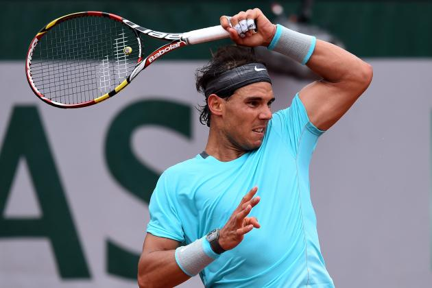 French Open 2014 Schedule: Live Stream and TV Info for Day 3