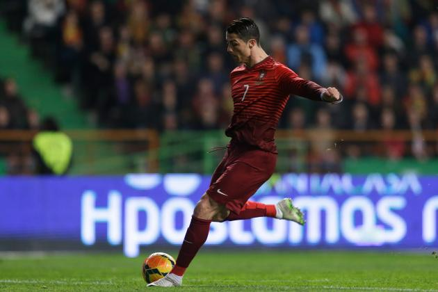 Cristiano Ronaldo Will Not Find World Cup Glory With Portugal in Brazil