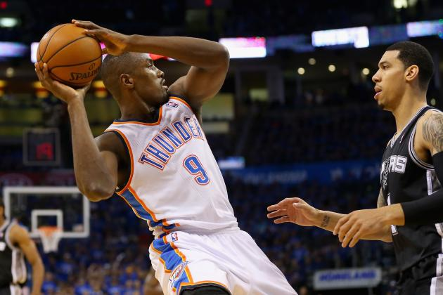 San Antonio Spurs vs. Oklahoma City Thunder: Game 4 Preview and Predictions