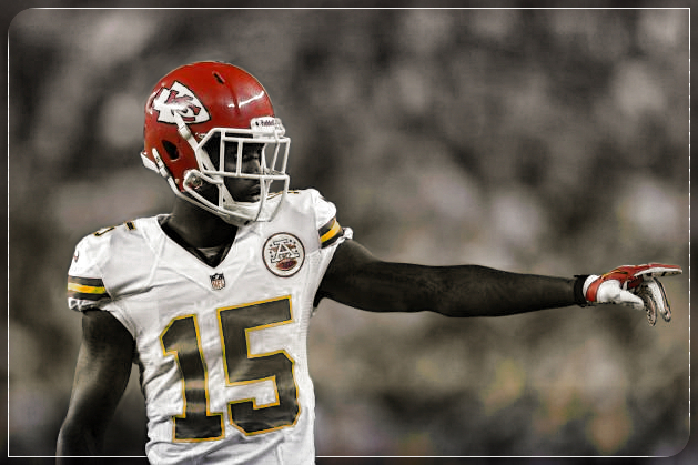 Who Will Win the Kansas City Chiefs' No. 2 Wide Receiver Battle?