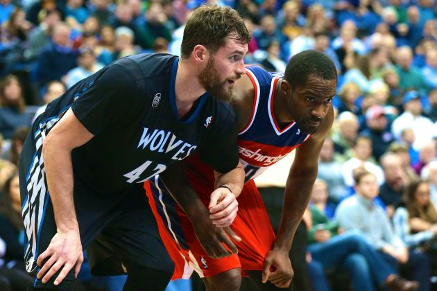 Report: Washington Wizards 'Stealth Candidate' for Kevin Love
