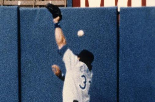 We Remember: Ball Bounces off Jose Canseco's Head for a Home Run