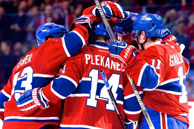 Canadiens' Playoff Run Full of Positive Elements Despite Deep Hole vs. Rangers