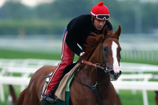 Triple Crown 2014: Updated Odds for California Chrome's Pursuit of History