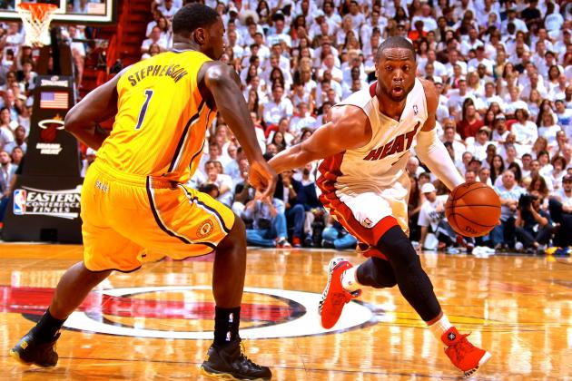 Miami Heat 'Fast 5': D-Wade Disproving Doomsayers, Boosting Bosh and More