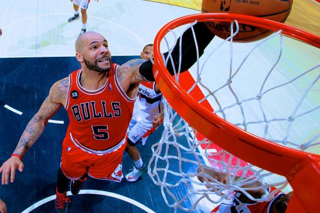Can Chicago Bulls Avoid Using the Amnesty Clause on Carlos Boozer?