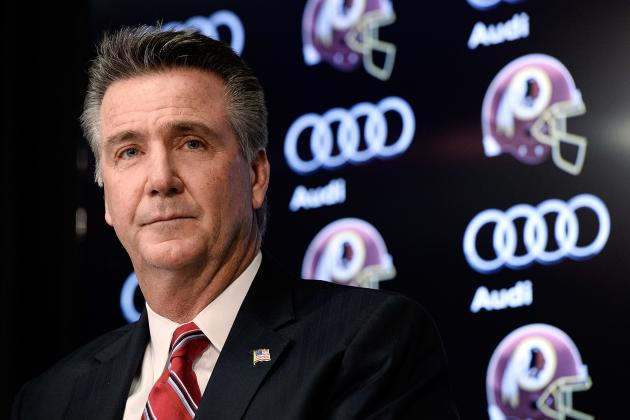 Bruce Allen Named Team President of Washington Redskins