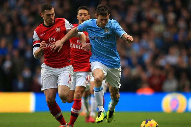 Signing James Milner as a Right-Back Would Be a Canny Move by Arsene Wenger