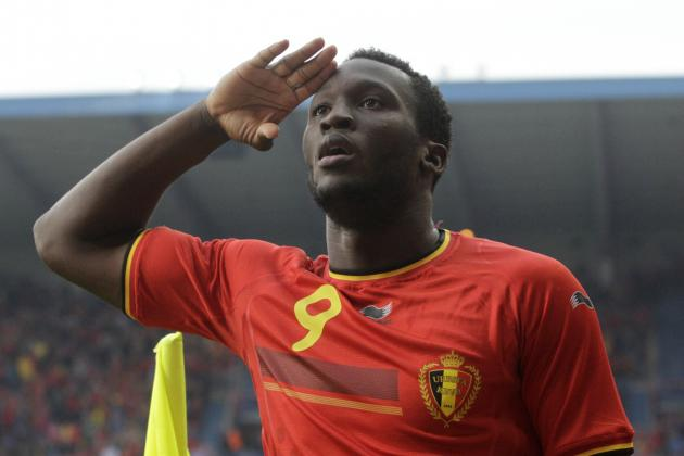 Luxembourg Hat-Trick Has Romelu Lukaku Rounding into Form at the Right Time