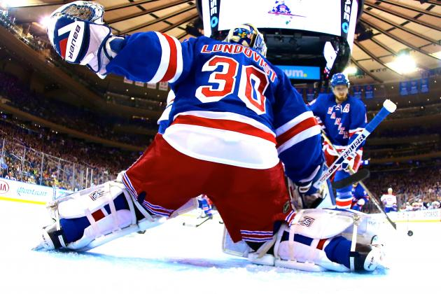 Henrik Lundqvist's Chance at Greatness on the Line in Rangers' Playoff Run