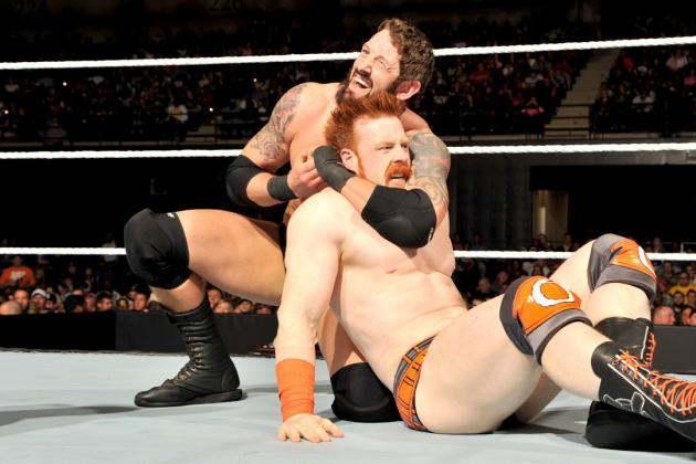 WWE Is Finally Making the Most of Bad News Barrett's Talent