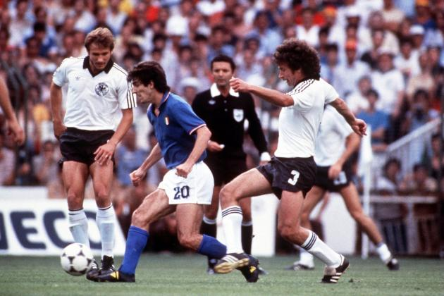 The Amazing Story of Italy's 1982 World Cup Hero Paolo Rossi