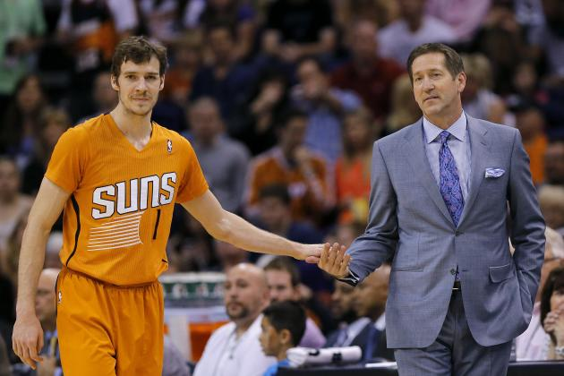 Why Phoenix Suns Should Consider Going All-in During 2014 Offseason