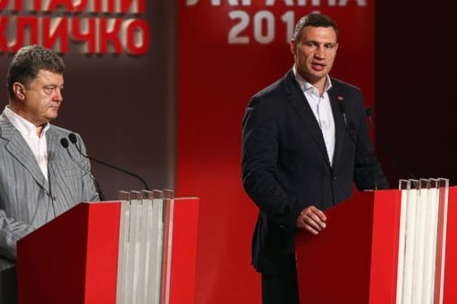 Klitschko Claims Knock out in Kiev Mayor's Race