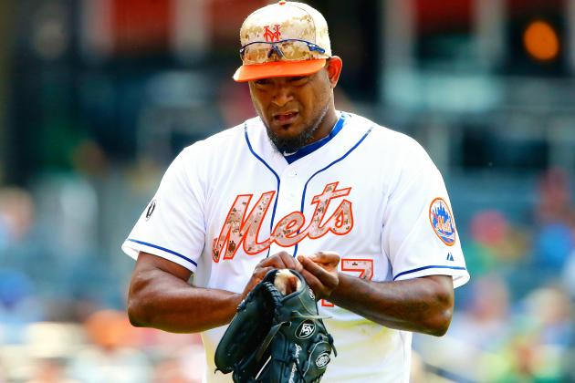 Jose Valverde Released by New York Mets After Giving Up 4 ER vs. Pirates