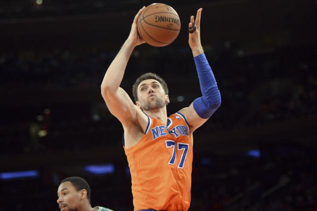 Andrea Bargnani Reportedly Opts to Stay with Knicks: Latest Details and Reaction