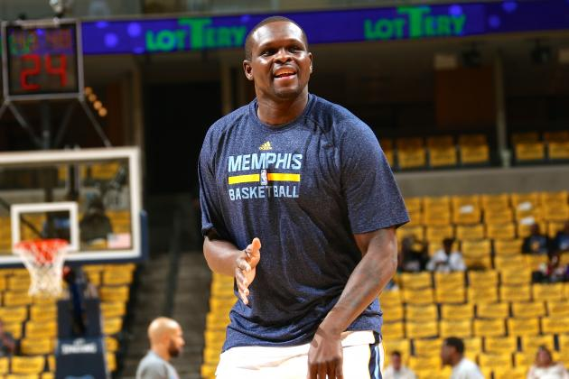 Report: Zach Randolph, Memphis Grizzlies Discussing Long-Term Extension