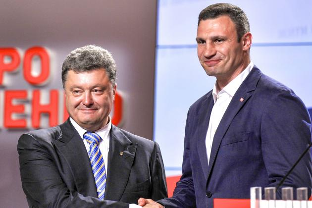 Vitali Klitschko Elected Mayor of Kiev
