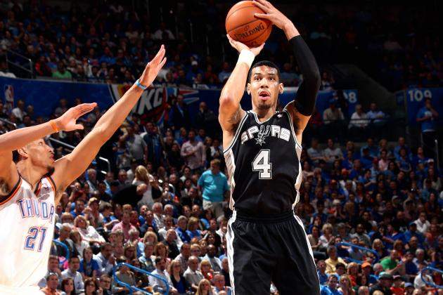 Meet Danny Green, the San Antonio Spurs' Next Great Shooter