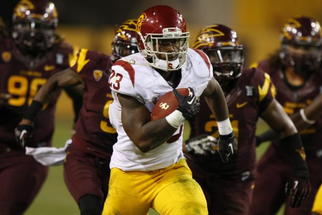 USC Football: Will James Toland IV Be USC's Running Back Savior in 2015?