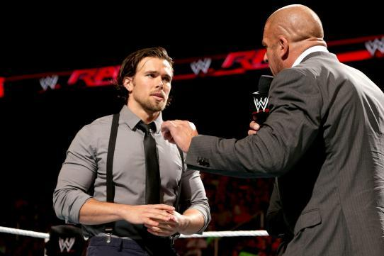 Brad Maddox Fired as WWE Raw General Manager