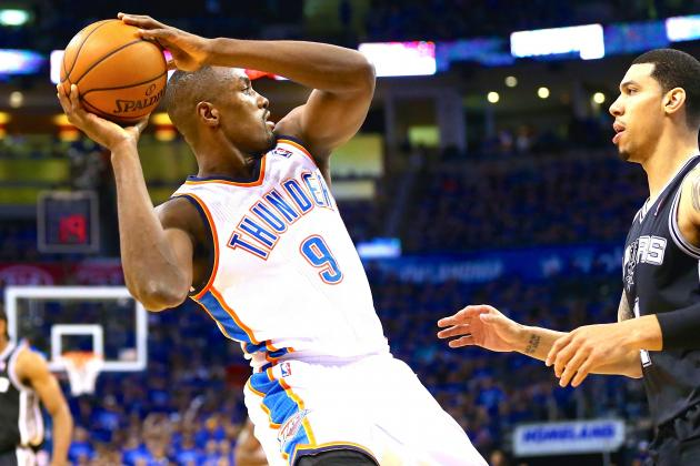 Serge Ibaka's Development into Two-Way Player Proving Wisdom of OKC'S Choice