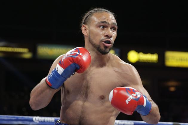 Thurman Would Love to Test Tim Bradley's Chin