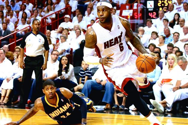Miami Heat vs. Indiana Pacers Game 4: Live Score, Highlights and Reactions
