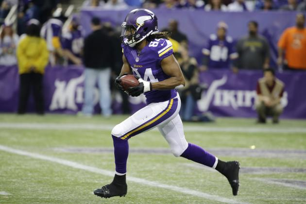 Fantasy Football 2014: Making the Case for Cordarrelle Patterson