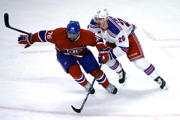 New York Rangers vs. Montreal Canadiens: Preview and Prediction for Game 5