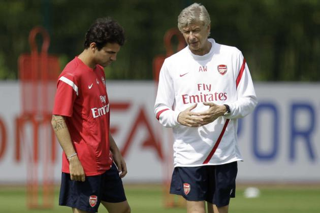 Arsenal Transfer Rumors: Why Cesc Fabregas Won't Be Coming Back to Gunners