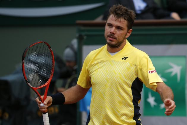 Stanislas Wawrinka Still a Puzzle After Upset Loss in 2014 French Open