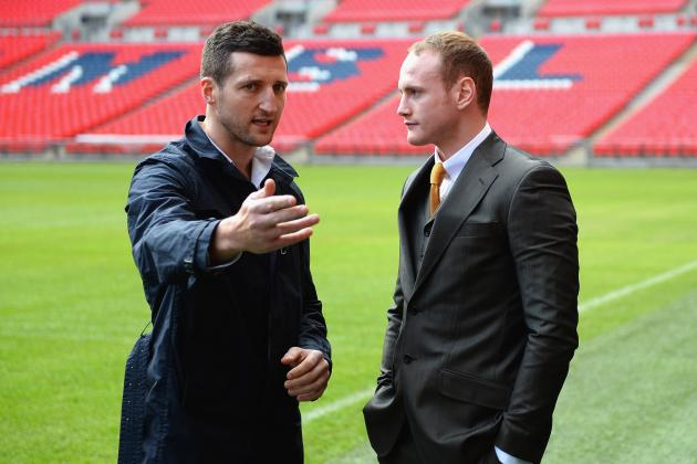 Charlie Fitch Confirmed as Carl Froch vs. George Groves Referee