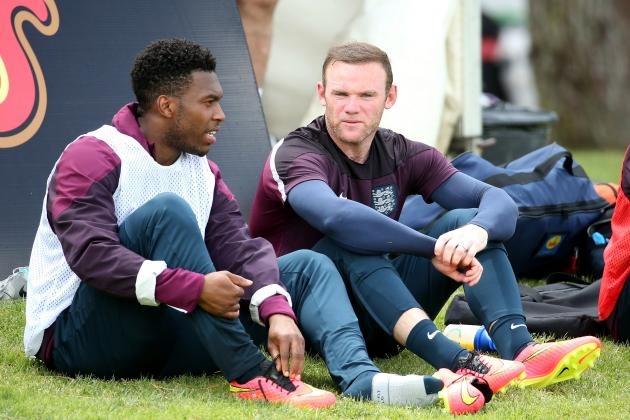 Wayne Rooney Named England's Weak Link, Daniel Sturridge Doubted by Mick Channon
