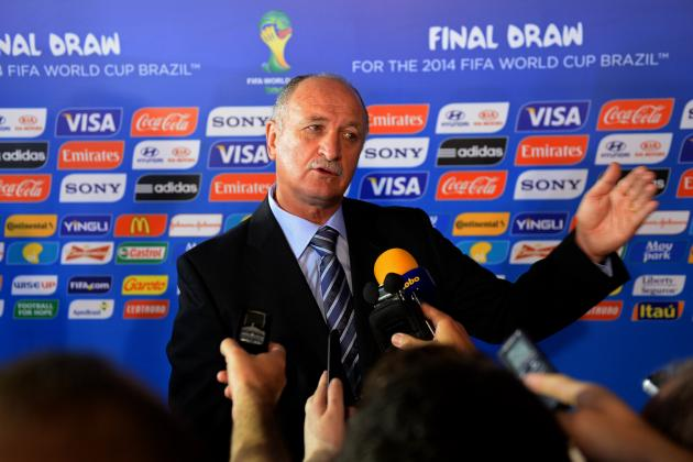 What Luiz Felipe Scolari Brings to Brazil That Mano Menezes Didn't