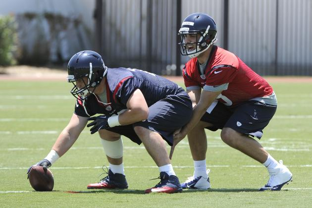 The Most Intriguing Rookie Storylines at Houston Texans OTAs