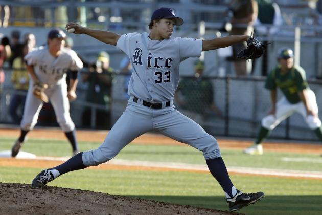 Zech Lemond: Prospect Profile for San Diego Padres' 3rd-Round Pick