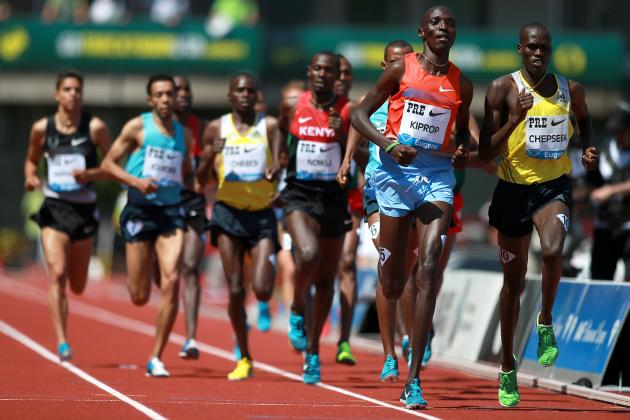 Prefontaine Classic 2014: Course Info, Date and Event Schedule