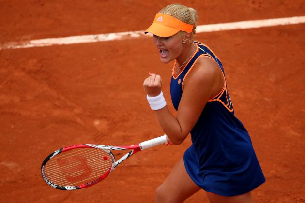 Li Na vs. Kristina Mladenovic: Score and Recap from 2014 French Open