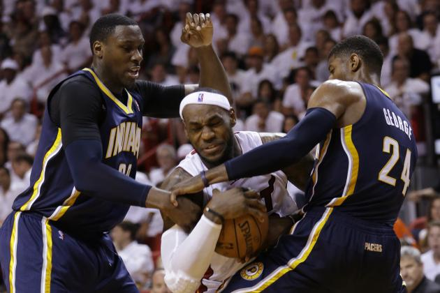Fouls and Turnovers Doom Indiana Pacers in Game 4 Loss to Miami Heat