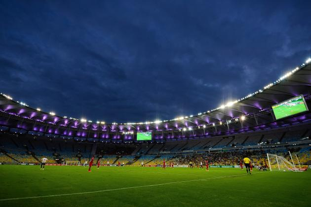 Brazil World Cup 2014 Is Set to Be a Betting Bonanza—but at What Cost?