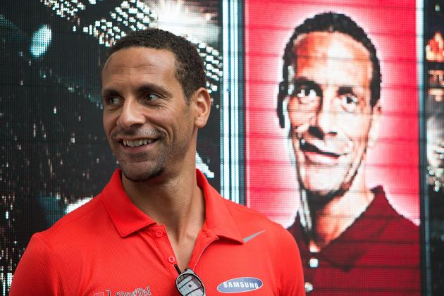 Manchester United Transfer News: Rio Ferdinand Heading Toward Tottenham Move