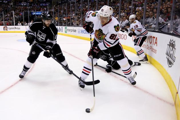 NHL Playoffs 2014: Updated Schedule and Predictions for Conference Finals