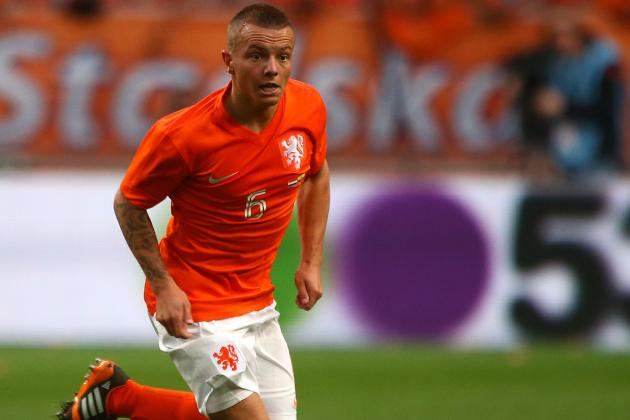 Manchester United Transfer News: Jordy Clasie Tipped to Head Dutch Raid